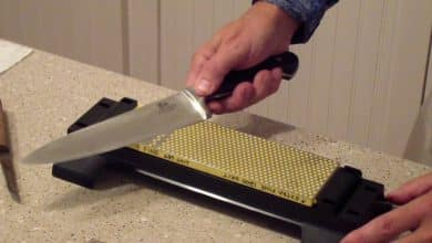 Photo of A Diamond Knife Sharpener – the Most Useful Kitchen Tool
