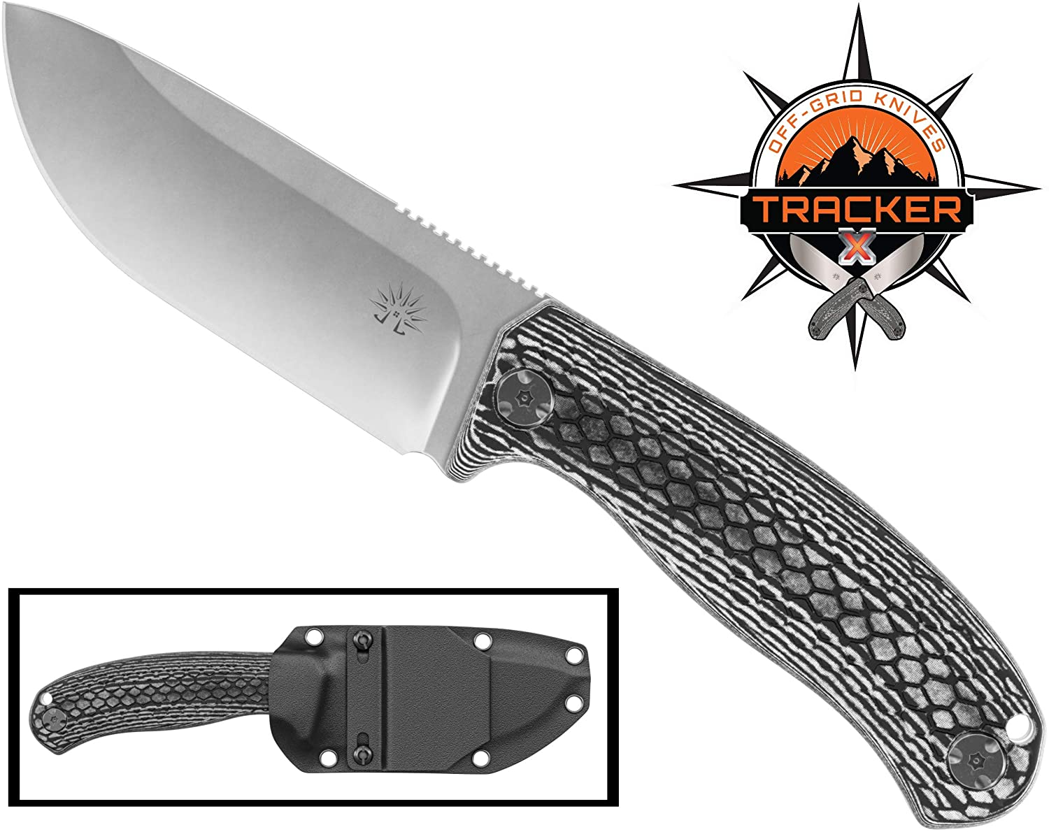Off-Grid Knives – Tracker-X