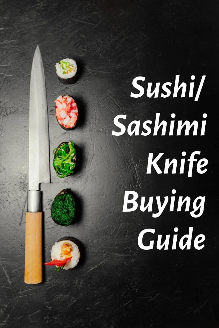Things To Consider While Buying The Best Sushi Knife