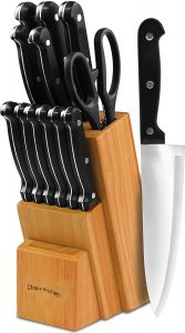 Utopia Kitchen Knife Set