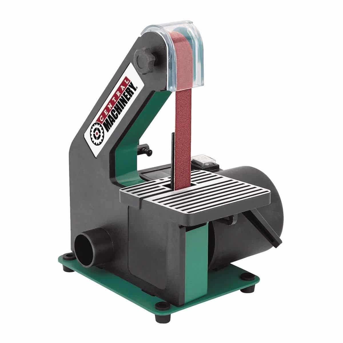 Belt Sander By Central Machinery