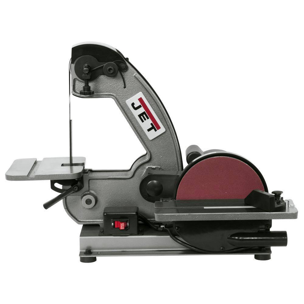 Jet Tools - J-4002 1 x 42 Bench Belt and Disc Sander