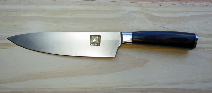 imarku professional 8 inch chef's knife